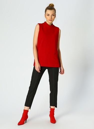 Selen Bluz Kırmızı